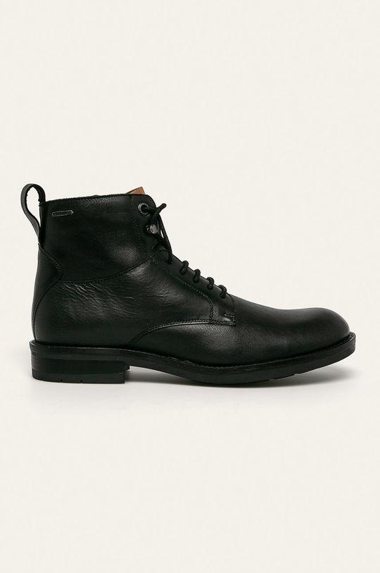 černá Pepe Jeans - Boty Gotam Boot Pánský