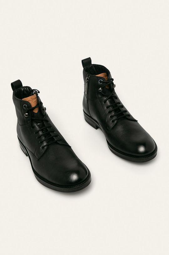 Pepe Jeans - Boty Gotam Boot černá