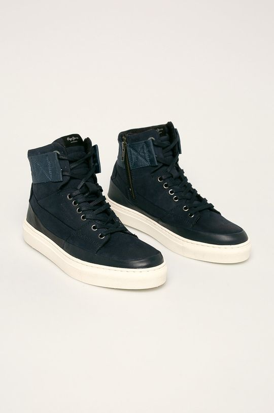 Pepe Jeans - Обувки MLT BOOT тъмносин