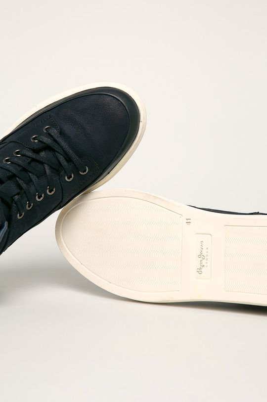 тъмносин Pepe Jeans - Обувки MLT BOOT