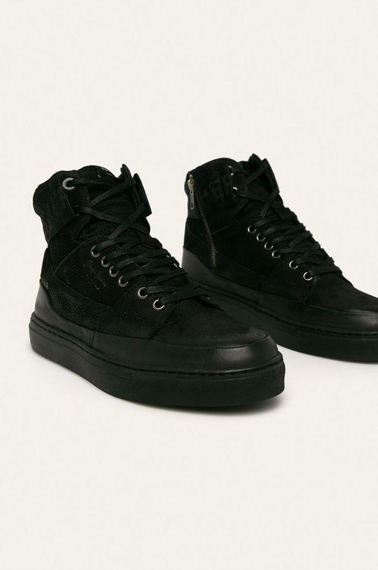 Pepe Jeans - Обувки MLT BOOT черен