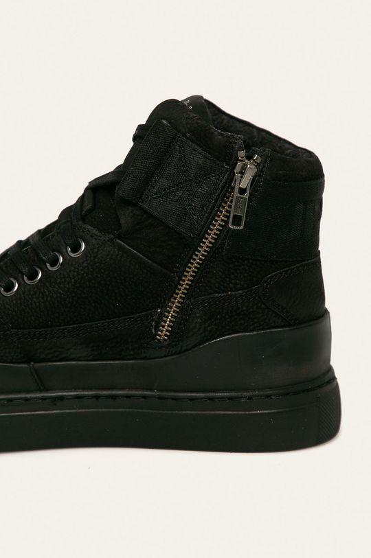 Pepe Jeans - Обувки MLT BOOT  Горна част: Велур Вътрешна част: Текстилен материал Подметка: Синтетичен материал Стелка: Естествена кожа