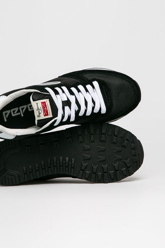 negru Pepe Jeans - Pantofi Klein Archive