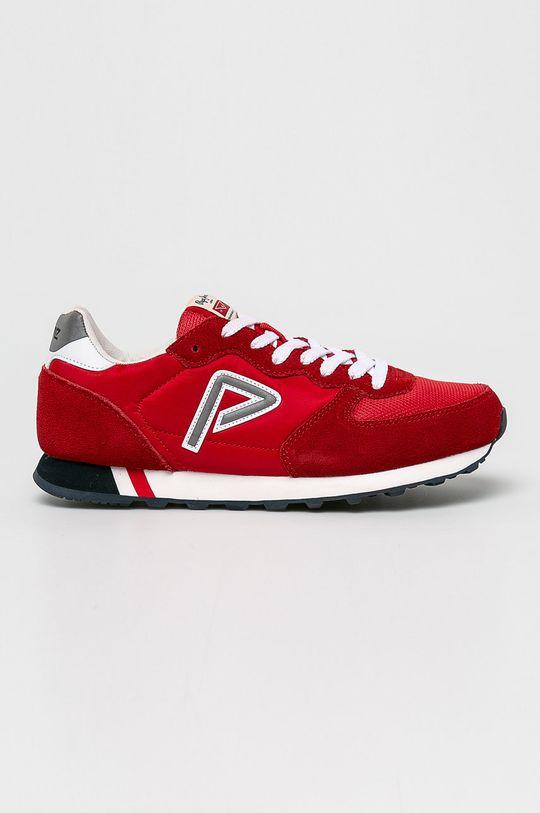 červená Pepe Jeans - Boty Pánský