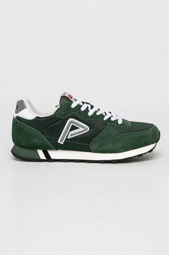zelená Pepe Jeans - Boty Pánský