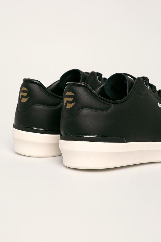 Pepe Jeans - Обувки Roland Engineered  Горна част: Естествена кожа Вътрешна част: Синтетичен материал, Текстилен материал Подметка: Синтетичен материал