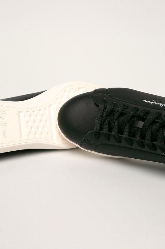 черен Pepe Jeans - Обувки Roland Engineered