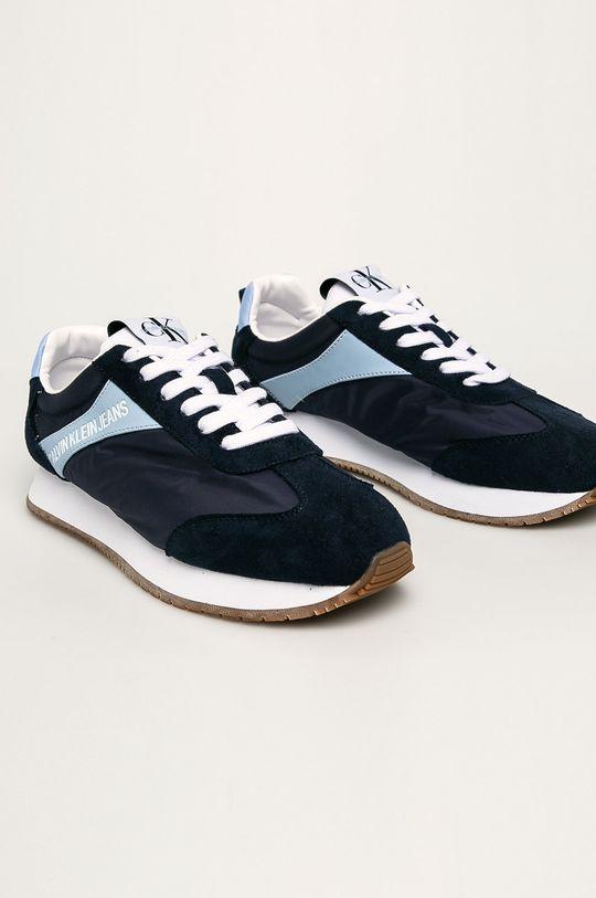 Calvin Klein Jeans - Boty námořnická modř