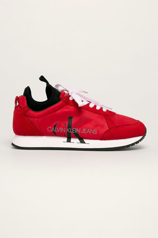 červená Calvin Klein Jeans - Boty Pánský