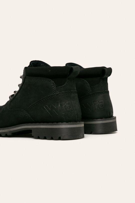 Wrangler - Kotníkové boty Svršek: Textilní materiál, Přírodní kůže Vnitřek: Textilní materiál Podrážka: Umělá hmota