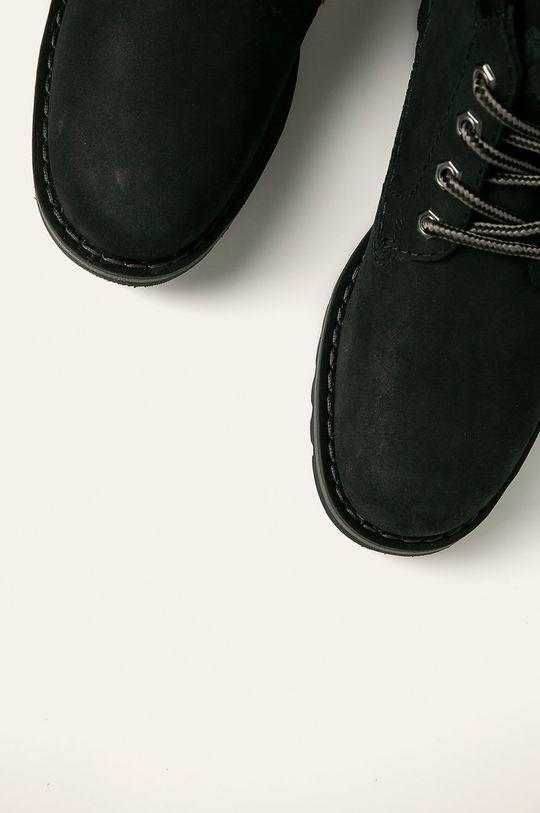 černá Wrangler - Kotníkové boty