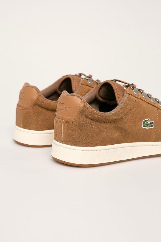 Lacoste - Обувки Carnaby Evo 319 3 Sma  Горна част: Велур Вътрешна част: Текстилен материал Подметка: Синтетичен материал