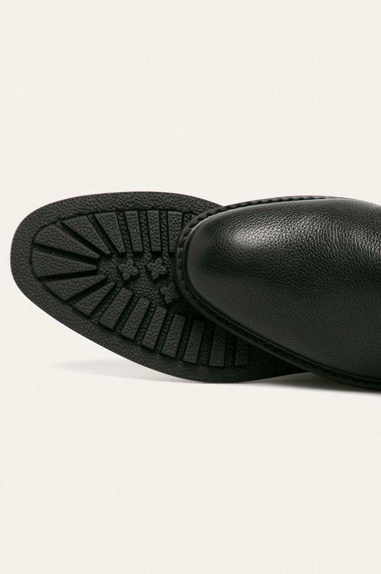 čierna Big Star - Topánky