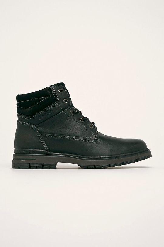negru s. Oliver - Pantofi De bărbați