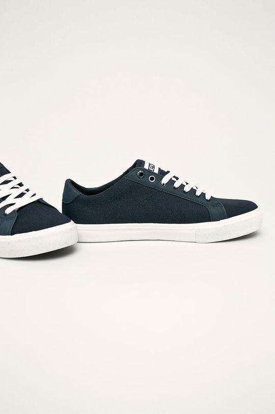 Levi's - Обувки Woodward L тъмносин