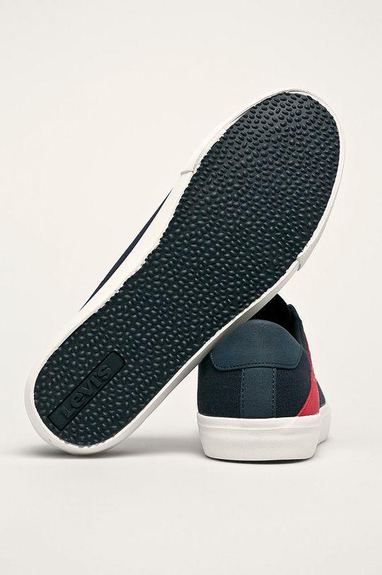 тъмносин Levi's - Обувки Woodward L