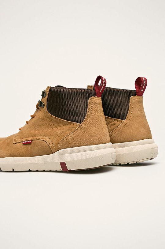 Levi's - Обувки Alpine  Горна част: Естествена кожа Вътрешна част: Текстилен материал Подметка: Синтетичен материал
