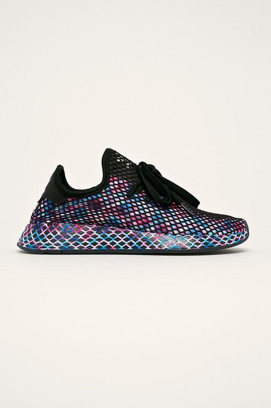 čierna adidas Originals - Topánky Deerupt Runner Pánsky