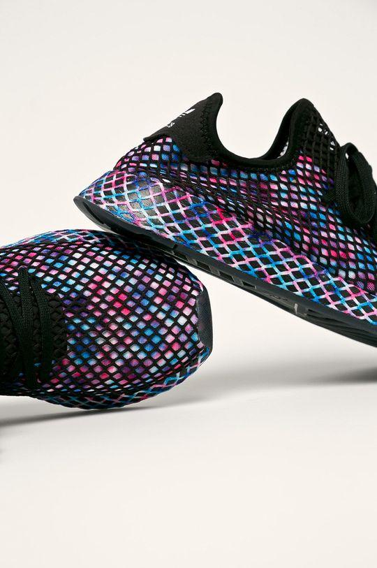 čierna adidas Originals - Topánky Deerupt Runner