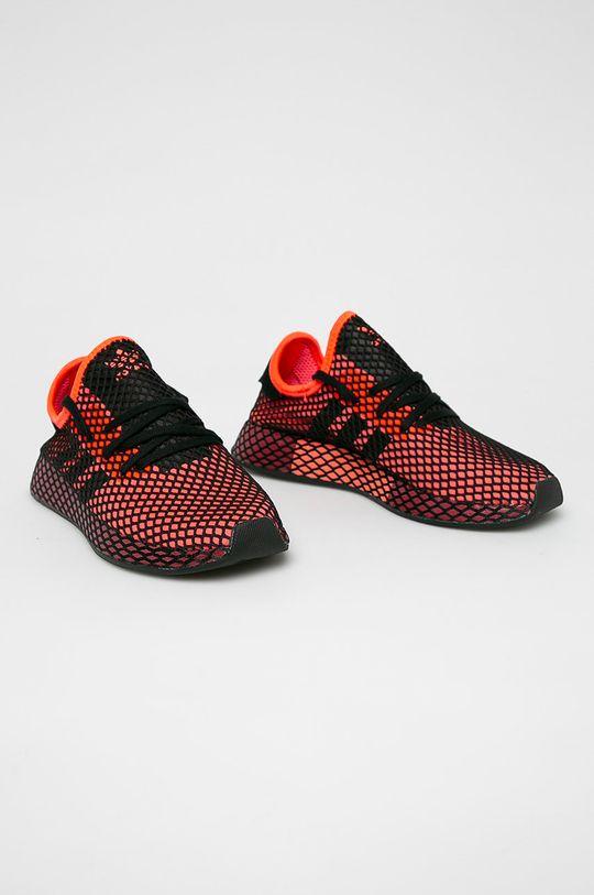 adidas Originals - Boty červená