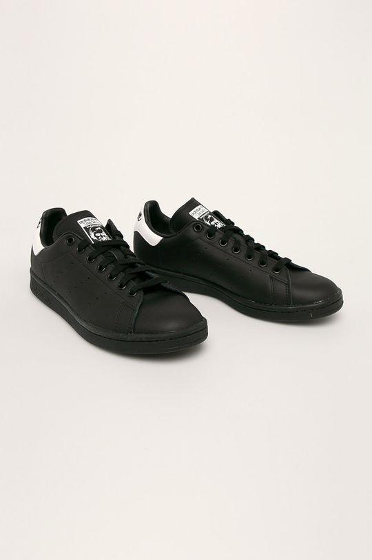 adidas Originals - Topánky Stan Smith čierna
