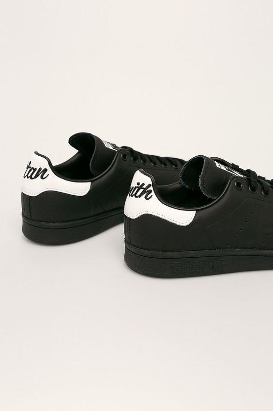 adidas Originals - Topánky Stan Smith  Zvršok: Prírodná koža Vnútro: Syntetická látka, Textil Podrážka: Syntetická látka