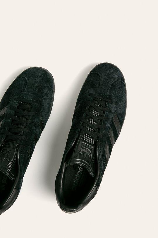czarny adidas Originals - Buty Gazelle