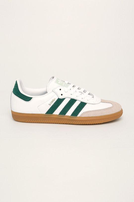 бял adidas Originals - Обувки Samba Og Чоловічий