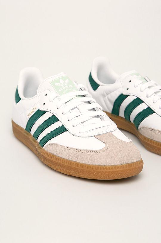 adidas Originals - Обувки Samba Og бял
