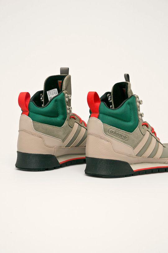 adidas Originals - Topánky Baara Boot  Zvršok: Textil, Prírodná koža Vnútro: Syntetická látka, Textil Podrážka: Syntetická látka