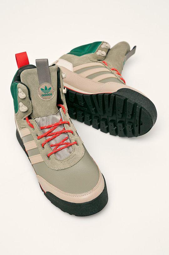 viacfarebná adidas Originals - Topánky Baara Boot
