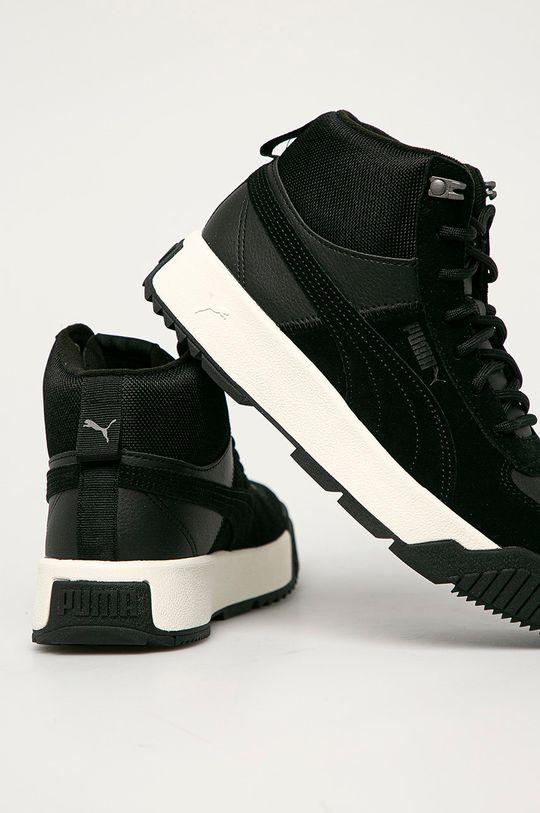 Puma - Kožené boty Tarrenz  Svršek: Textilní materiál, Přírodní kůže, Semišová kůže Vnitřek: Textilní materiál Podrážka: Umělá hmota