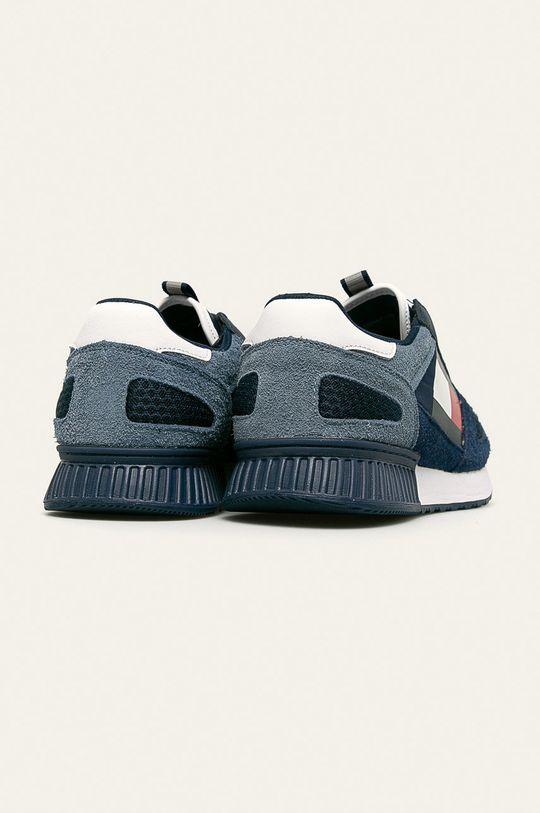 Tommy Jeans - Topánky  Zvršok: Textil, Prírodná koža Vnútro: Syntetická látka, Textil Podrážka: Syntetická látka
