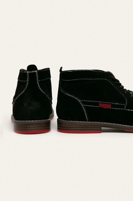 Cross Jeans - Pantofi Gamba: Piele naturala Interiorul: Material sintetic, Material textil Talpa: Material sintetic