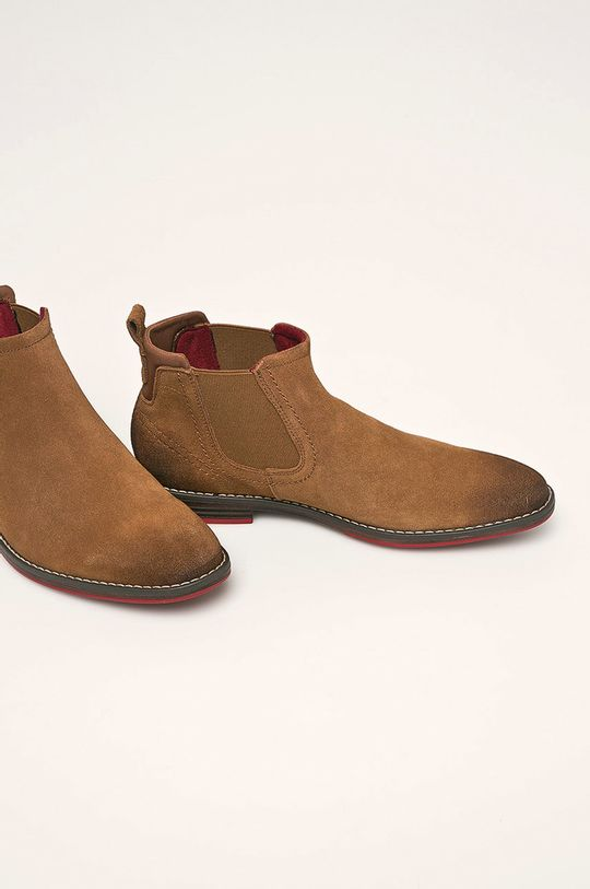 Cross Jeans - Pantofi maro