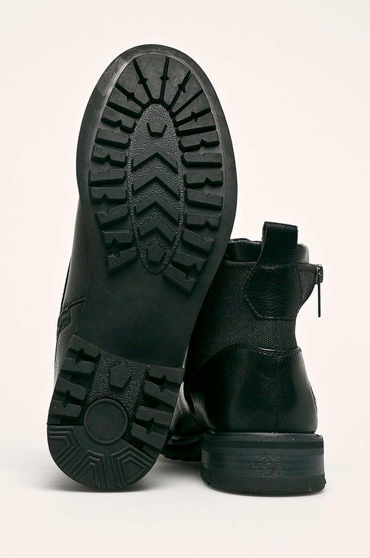 čierna Cross Jeans - Topánky