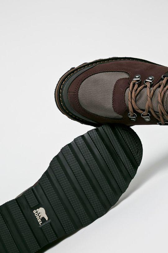 Sorel - Buty Madson Sport Hikker Cholewka: Materiał tekstylny, Skóra naturalna, Wnętrze: Materiał tekstylny, Podeszwa: Materiał syntetyczny