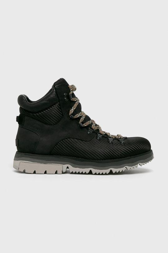 negru sorel - Pantofi 1878871 De bărbați