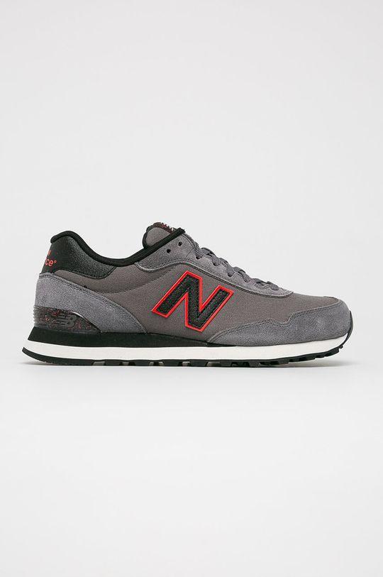 sivá New Balance - Topánky ML515NBD Pánsky