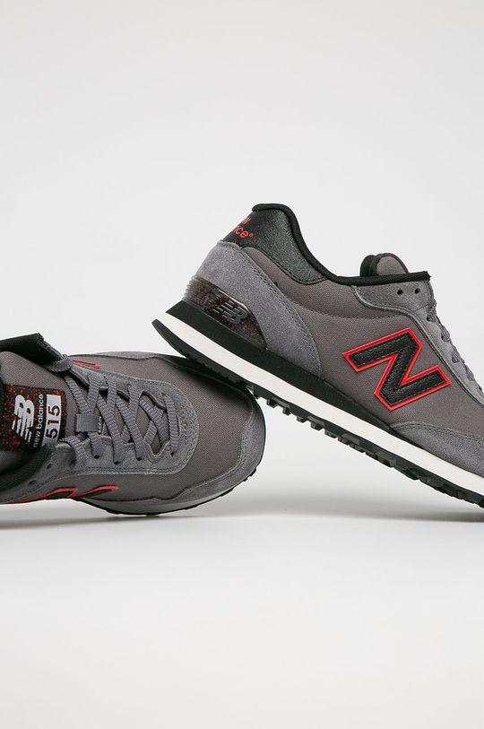 New Balance - Topánky ML515NBD sivá