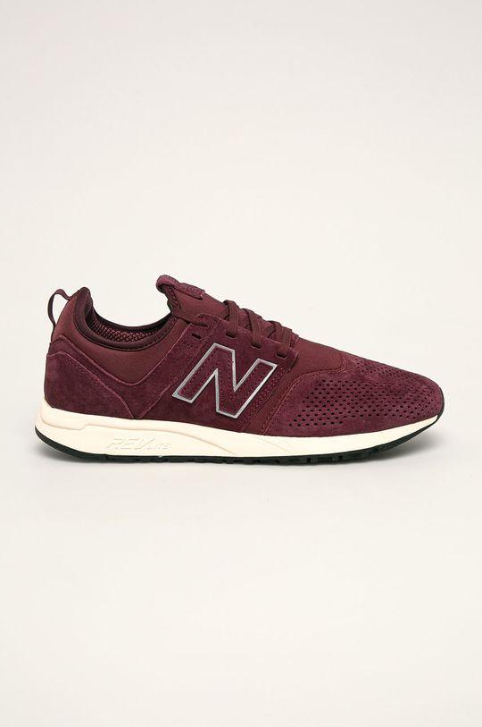 tmavofialový New Balance - Topánky MRL247FG Pánsky
