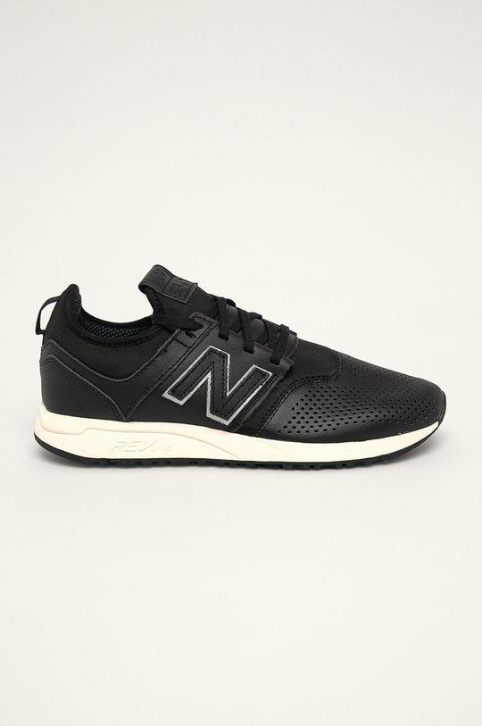 čierna New Balance - Topánky MRL247FF Pánsky