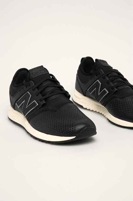 New Balance - Topánky MRL247FF čierna