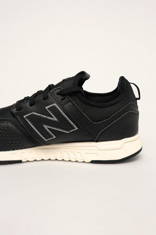 New Balance - Topánky MRL247FF  Zvršok: Textil, Prírodná koža Vnútro: Textil Podrážka: Syntetická látka