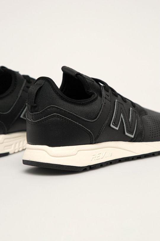 čierna New Balance - Topánky MRL247FF