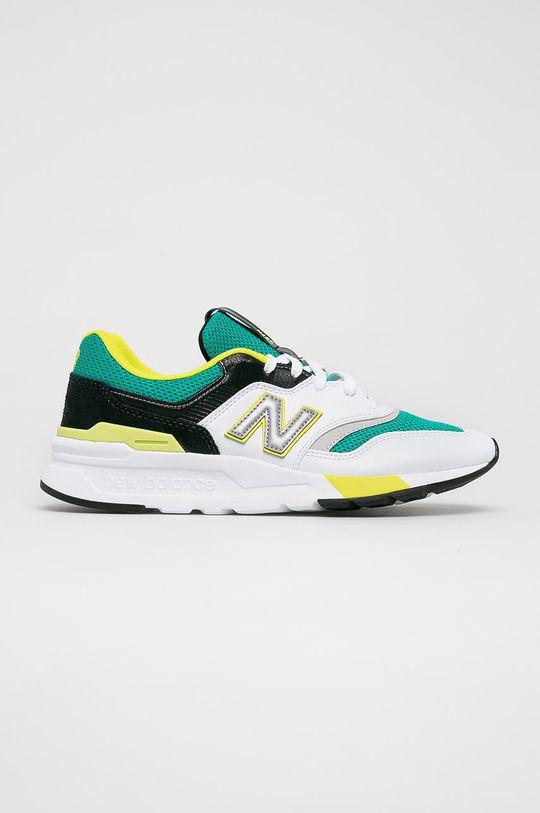 verde New Balance - Pantofi CM997HZL De bărbați