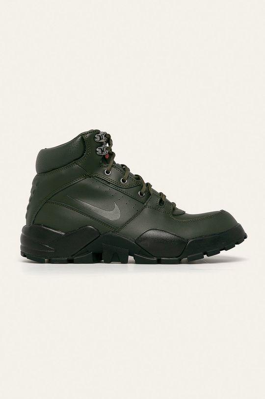 brązowa zieleń Nike Sportswear - Buty Rhyodomo Męski