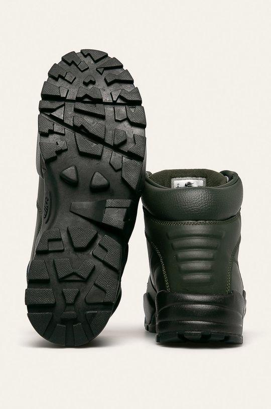 brązowa zieleń Nike Sportswear - Buty Rhyodomo