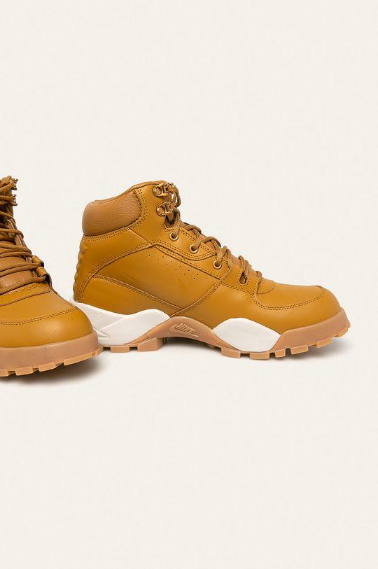 Nike Sportswear - Pantofi Rhyodomo maro auriu