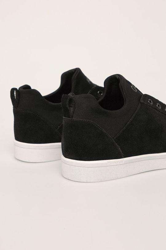 Calvin Klein Jeans - Pantofi Gamba: Material textil, Piele intoarsa Interiorul: Material textil Talpa: Material sintetic